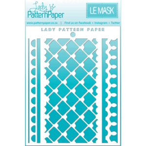 LPPM0021 - Lace Mask - 95x120mm