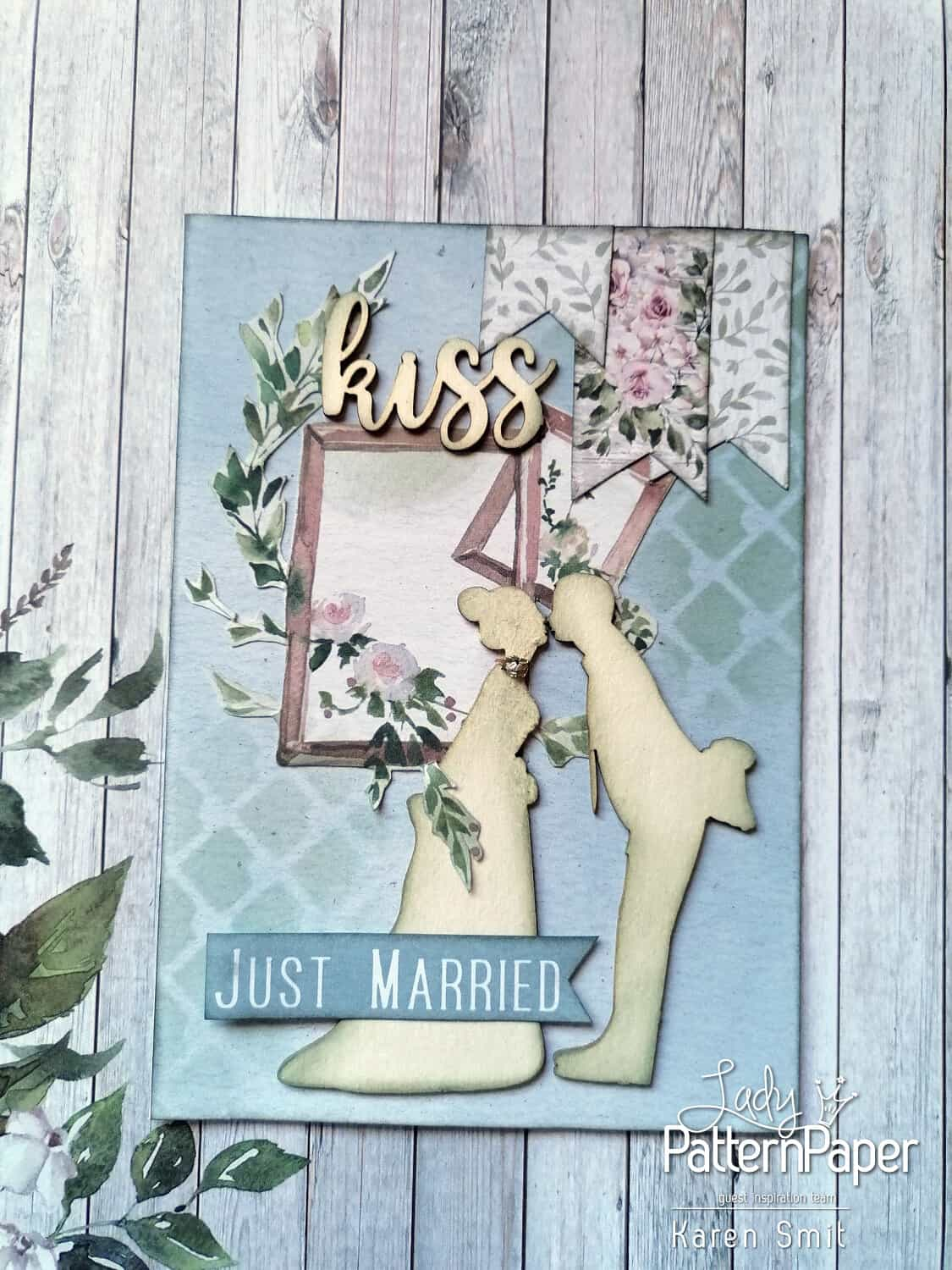 Always and Forever First Kiss Card