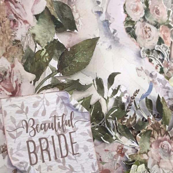 Always and Forever The Dress Double Page - Beautiful Bride