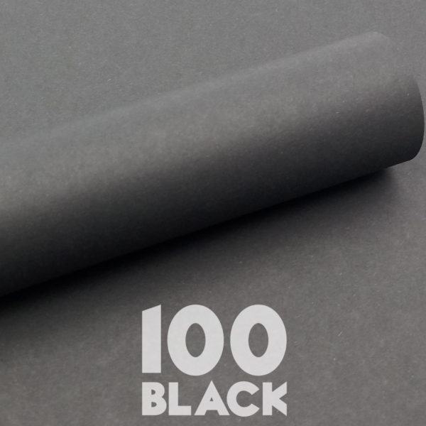 LPPB0048 - Smooth Black Cardstock - 250gsm (100)