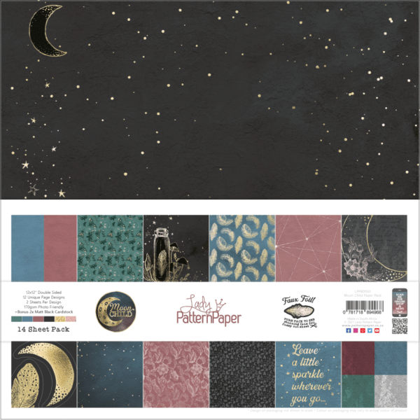 LPPB0050 - Moon Child Paper Pack