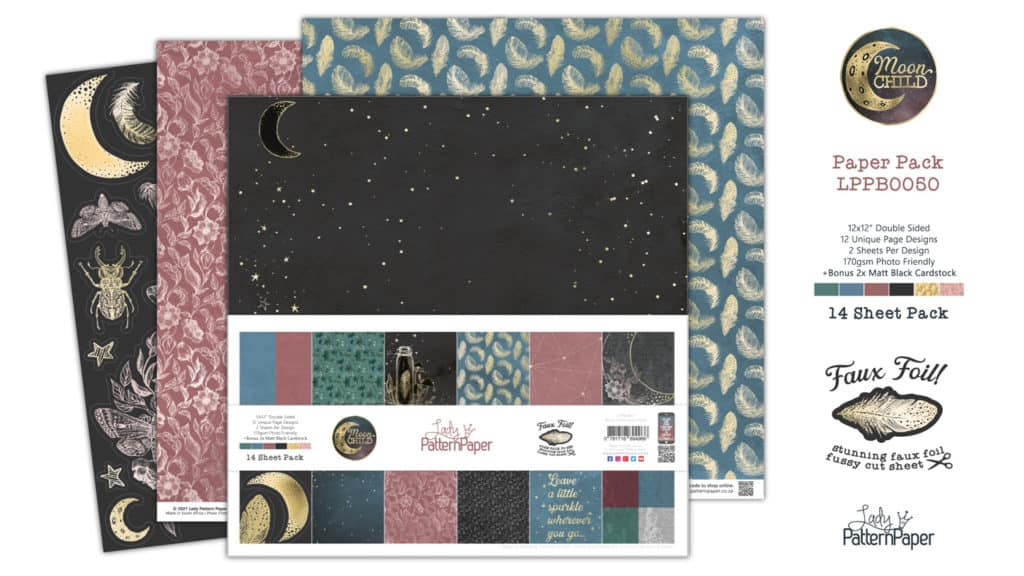 Moon Child Paper Pack