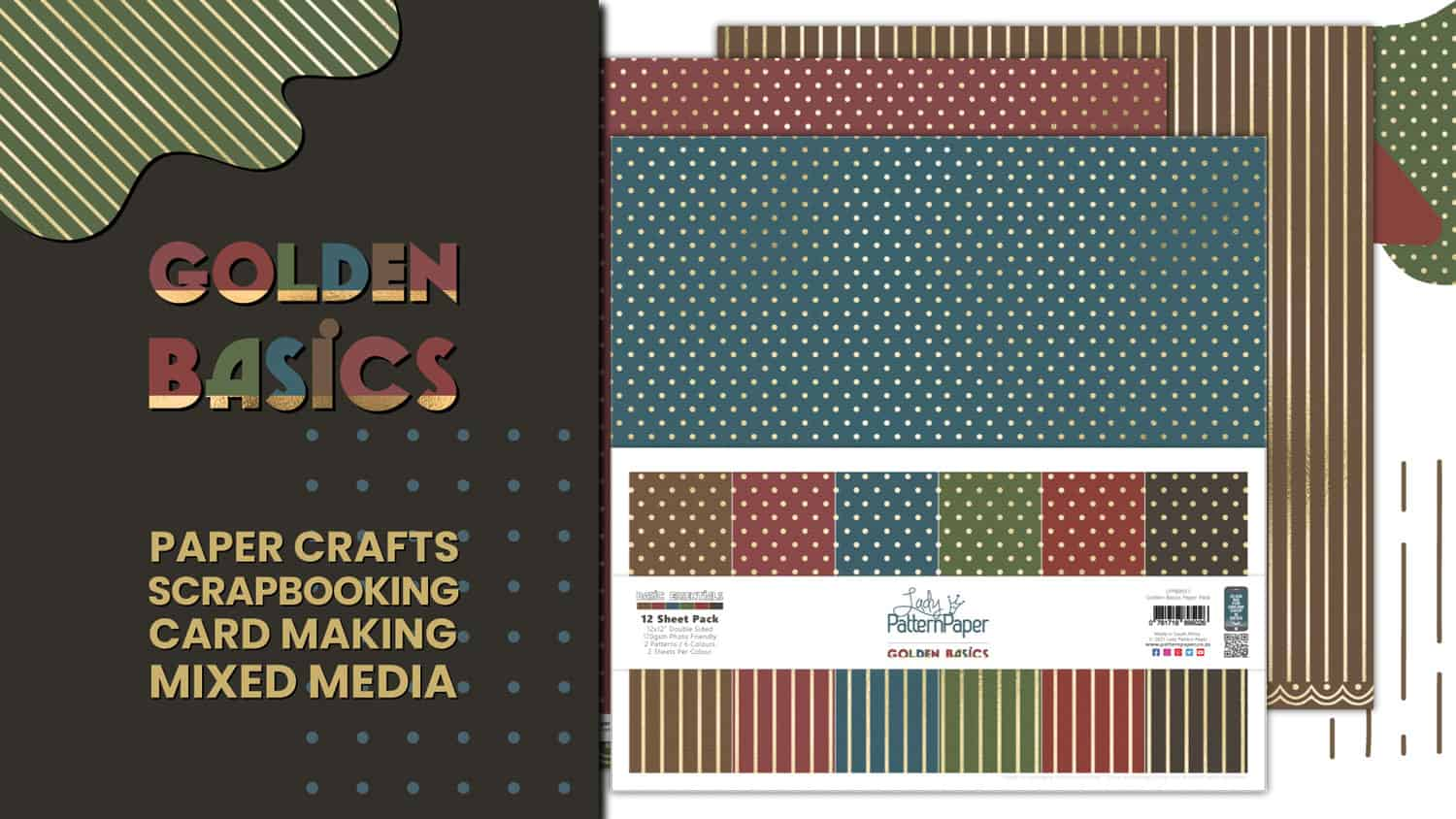 Golden Basics - Paper Crafts Collection